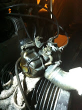 Photo: This carb had a *little* leak, methinks.
