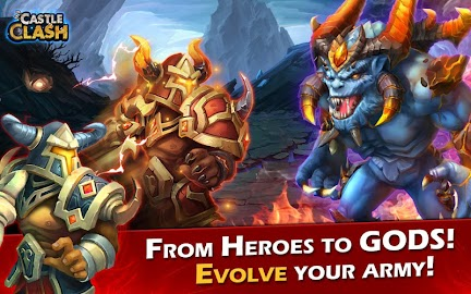 Castle Clash: Age of Legends Screenshot 1