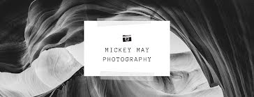 Mickey May Desert - Facebook Cover Photo template