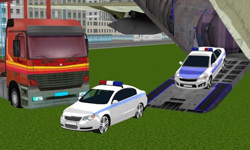 Injustice police cargo squad