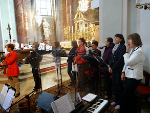 Photo: Die Musikgruppe