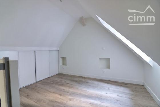 Vente duplex 2 pièces 23 m2