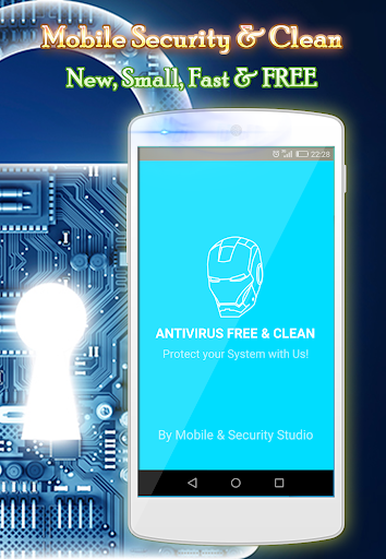 Antivirus 2018- Virus Cleaner for PC