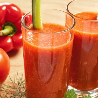 Bloody Mary Smoothie.