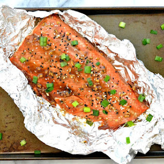 Asian Sauce Salmon Recipes