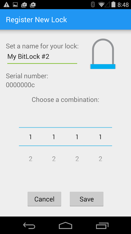 BitLock- screenshot