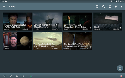 Ace Stream Media 3.1.61.0 Screenshots 9