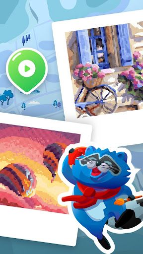 Paint the world - color by number colouring game apkdebit screenshots 5