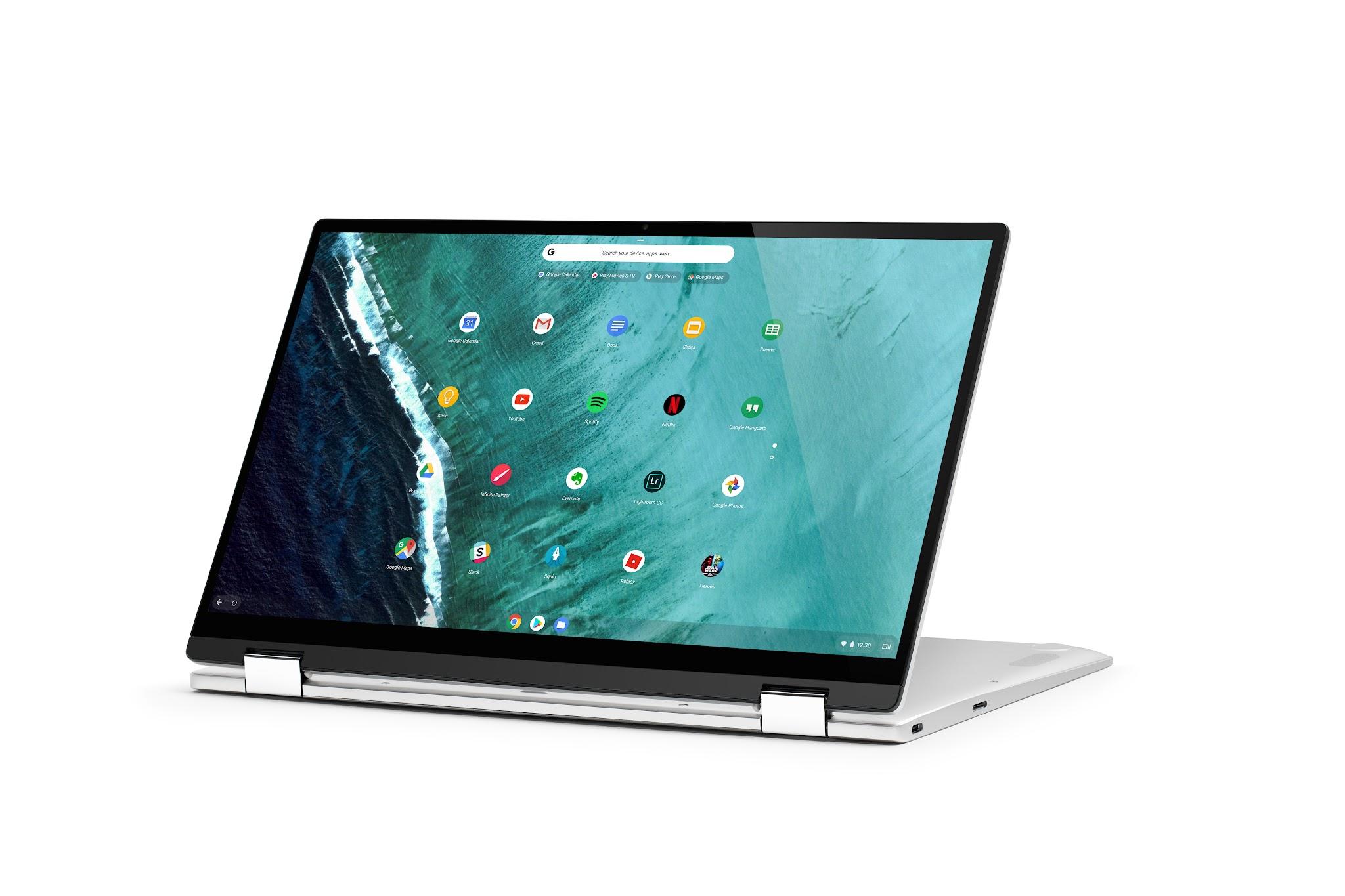ASUS Chromebook Flip C434 - photo 9