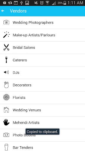 WedEasy - Wedding Planner