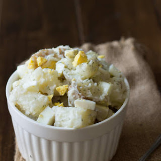 Easy Dill Potato Salad for Pioneer Day