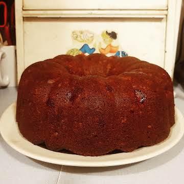 Hope's Applesauce Cake