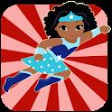 Wonder Women Super Girls icon