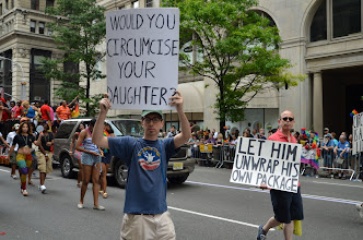 Photo: Would You Circumcise Your Daughter?