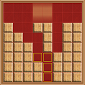 Woodom - Block Puzzle Free Game icon