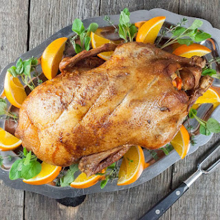 Roast Duck Quarters Recipes