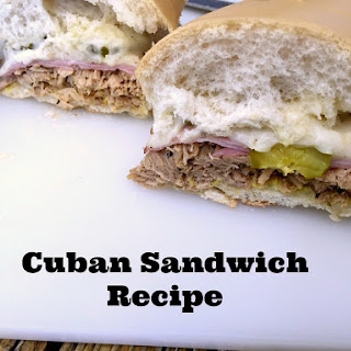 The Ultimate Grilled Cuban Sandwich