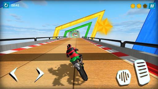 Bike Rider 2020: Motorcycle Stunts game android2mod screenshots 15
