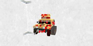 zombie hunter Humvee