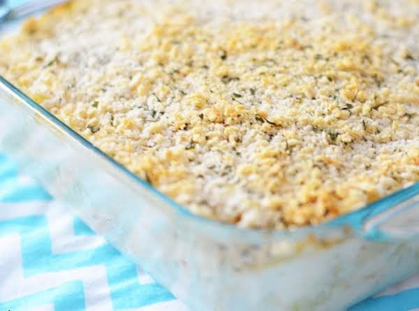 Cheesy Turkey Pasta Bake Recipe