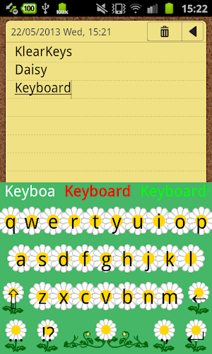 KlearKeys Daisy Keyboard APK | APKPure ai