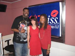 Photo: The KISS-FM New York Wake Up Club