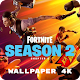 Wallpapers for Fortnite skins, fight pass season 9 APK