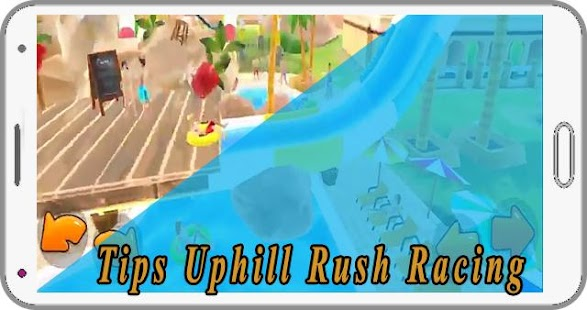 Tips Uphill Rush Racing - náhled