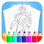 Coloring Ultramnn APK icon