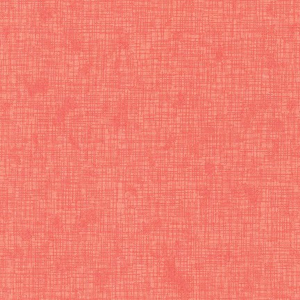 Quilters Linen Coral (16501)