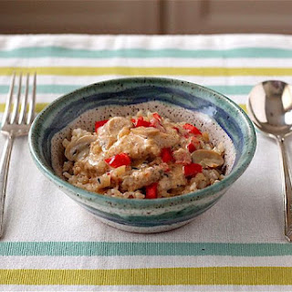 Ever-Popular Stroganoff Made With Chicken.