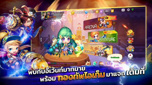 DDTank Thailand 1.4.10 APK MOD screenshots 2