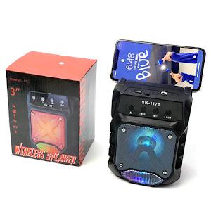 Boxa portabila Bluetooth SK-1171, acumulator 1200 mAh