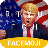 Keyboard for Trump Theme