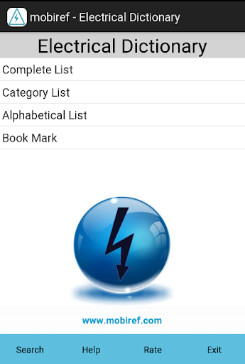 Complete Electrical Dictionary