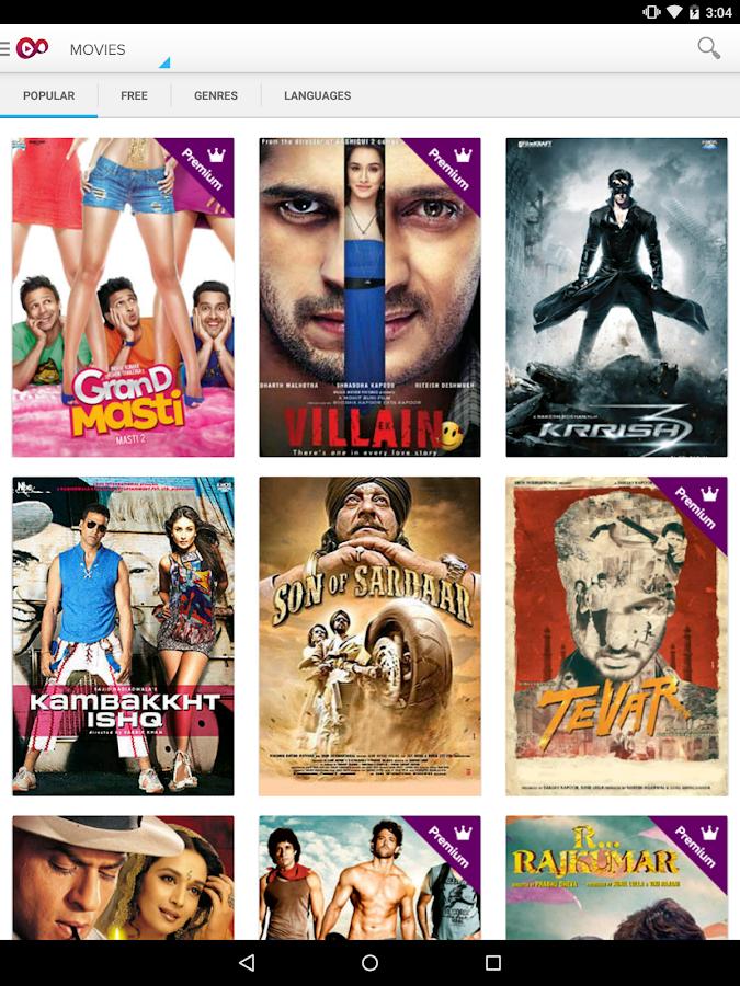 Eros Now: Watch Hindi Movies - screenshot
