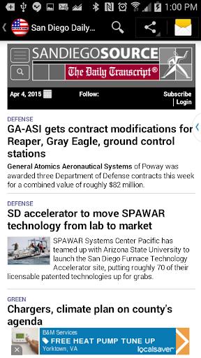 California State & Local News  screenshots 3