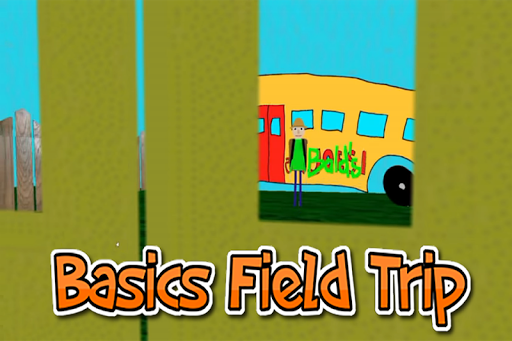 Basics Field Trip go camping scary  image 3