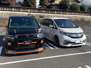 ステップワゴン RP3のカスタム事例画像 @ぷーすけさんの2020年01月27日06:56の投稿