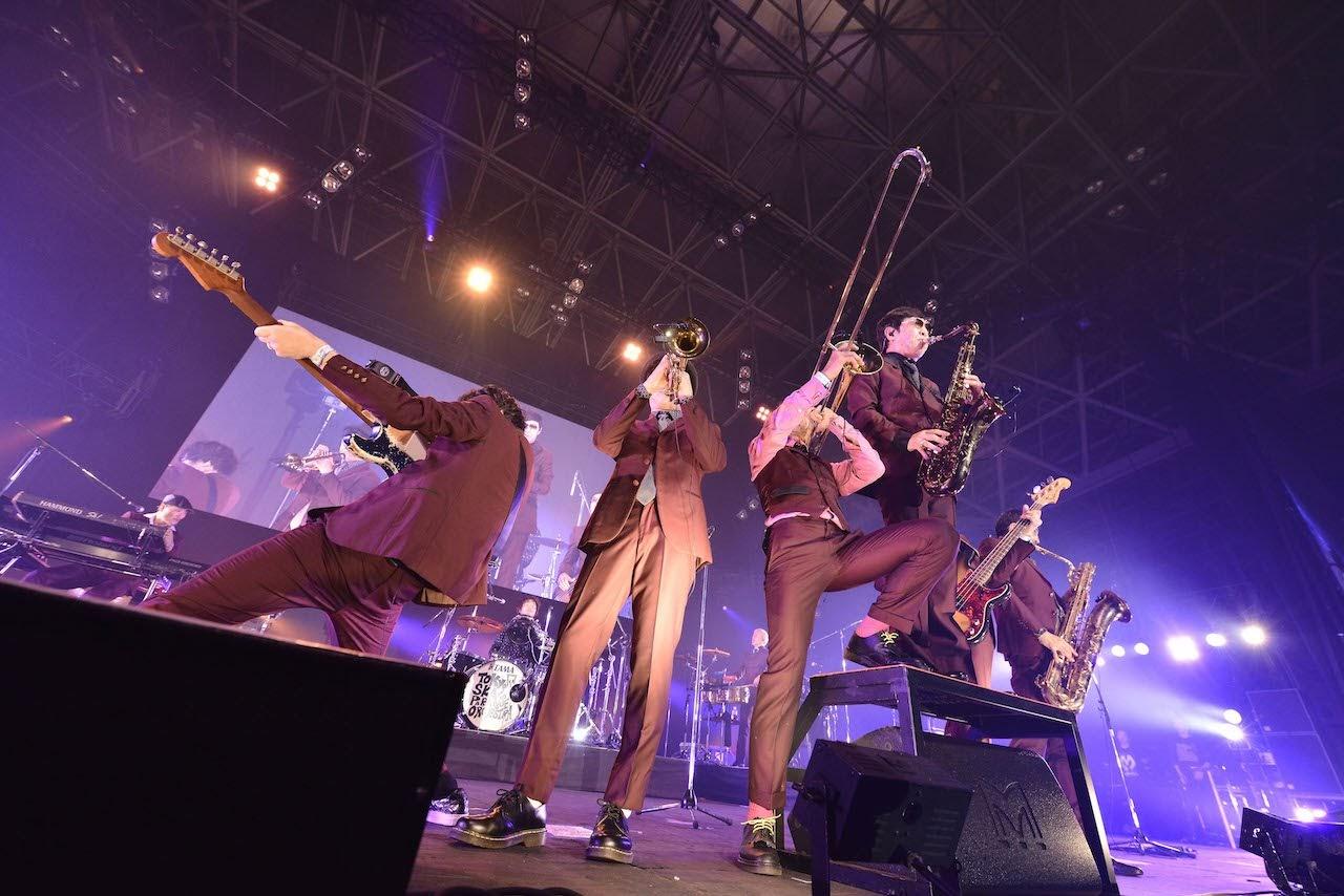 【迷迷現場】COUNTDOWN JAPAN 18/19 東京斯卡樂園( 東京スカパラダイスオーケストラ )驚喜邀請 宮本浩次 共演