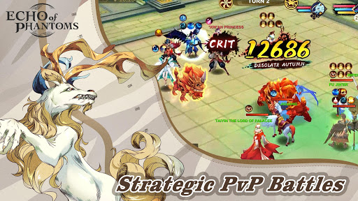 Echo of Phantoms screenshot 3