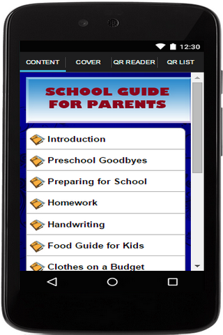 School Guide For Parents