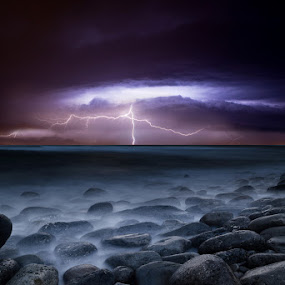 Raw power by Jorge Maia - Landscapes Weather