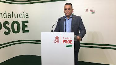 El diputado Indalecio Gutiérrez Salinas, del PSOE.