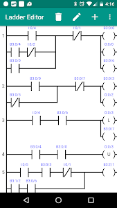PLC Ladder Simulator 1.425