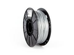 Silver PRO Series Tough PLA Filament - 1.75mm (1kg)