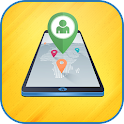 Mobile Number Tracker Locator icon
