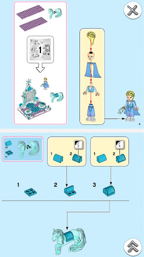 LEGO® Building Instructions screenshot 2
