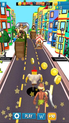 Subway sponge Run Super bob Adventure apkmr screenshots 1