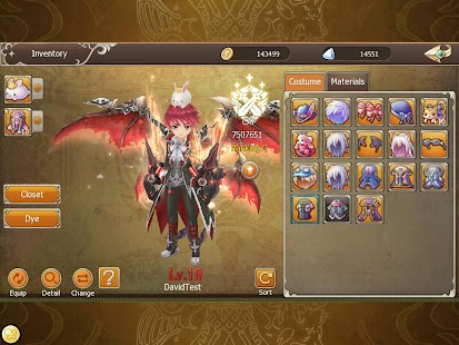 Crown Four Kingdoms Screenshot